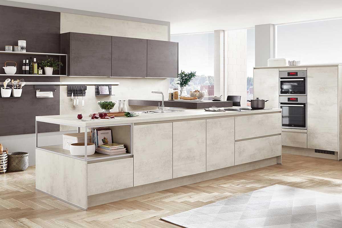 moderne kuche design ideen nobilia werke, moderne küche design | haus deko, Design ideen