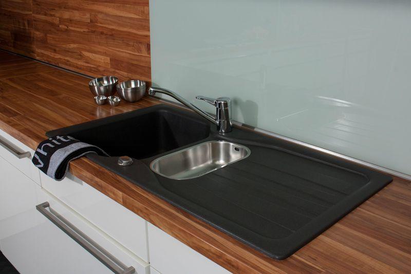 Attraktiv Küchenspüle